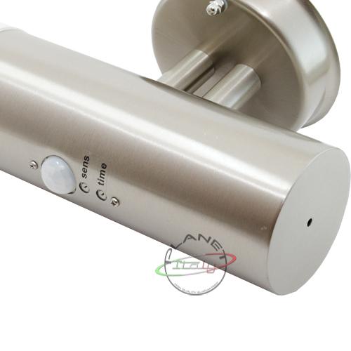 Crossled Lanterna Lampada Applique Moderno Per Esterni Led Rgb 5w