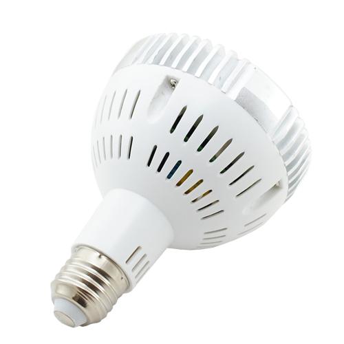 Lampada Per Faretto A Led.Lampada Faretto Led Par30 E27 35w Luce Naturale 4000k 220v 16 Led Cree Resa 300w
