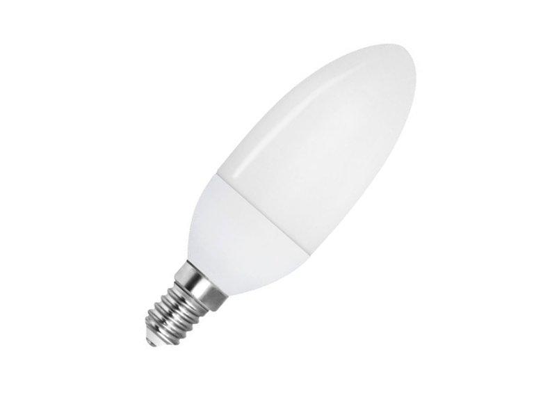 Lampade A Globo A Risparmio Energetico : Crossled lampada lampadina led oliva e w vac luce calda