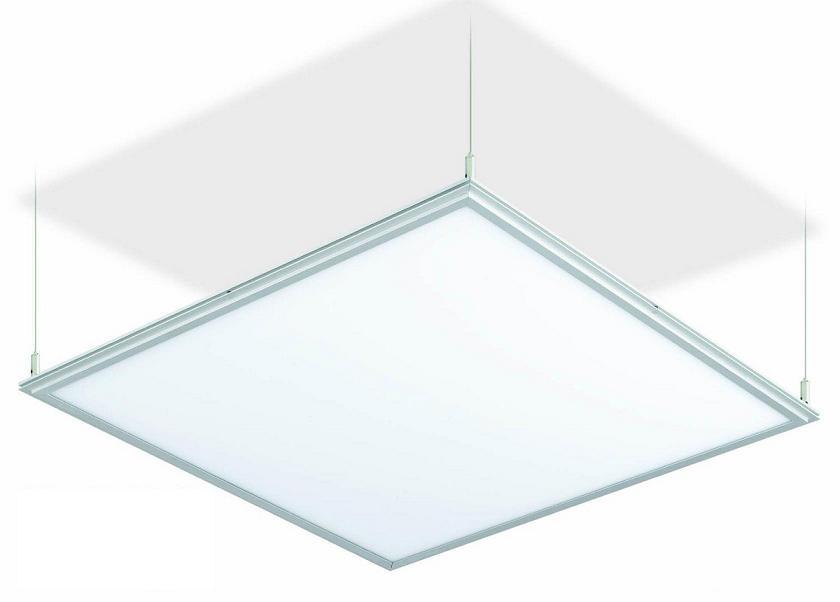 Plafoniere Per Ufficio A Sospensione : Crossled: lampada led sospensione moderna plafoniera 48w 60x60 luce
