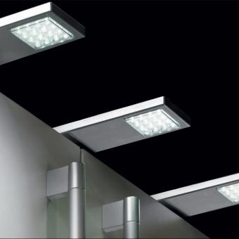 kit 6pz lampada led sensore di movimento 12v armadio cucina ... - Illuminazione Sottopensile Cucina