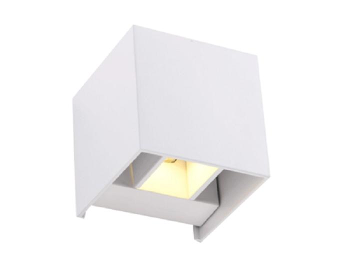 Lampade A Led Da Soffitto Per Esterno : Crossled: applique led per esterni doppia luce regolabile 6w