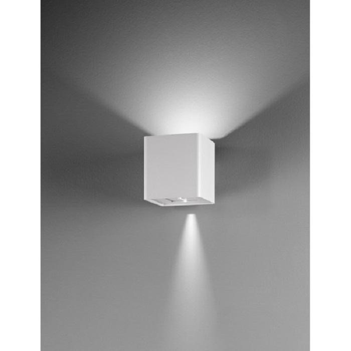 crossled: Applique lampada led per esterni stagna IP65 doppia luce ...