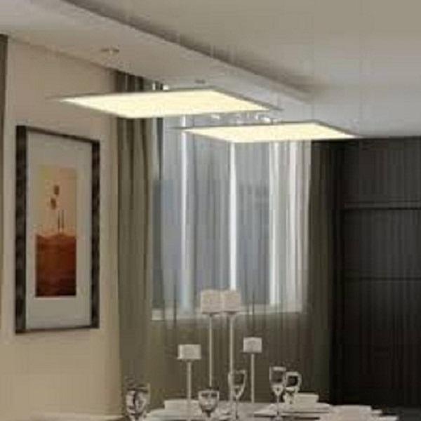 Lampade Sospensione Per Ufficio.Crossled Lampada Led Sospensione Moderna Plafoniera 48w 60x60cm