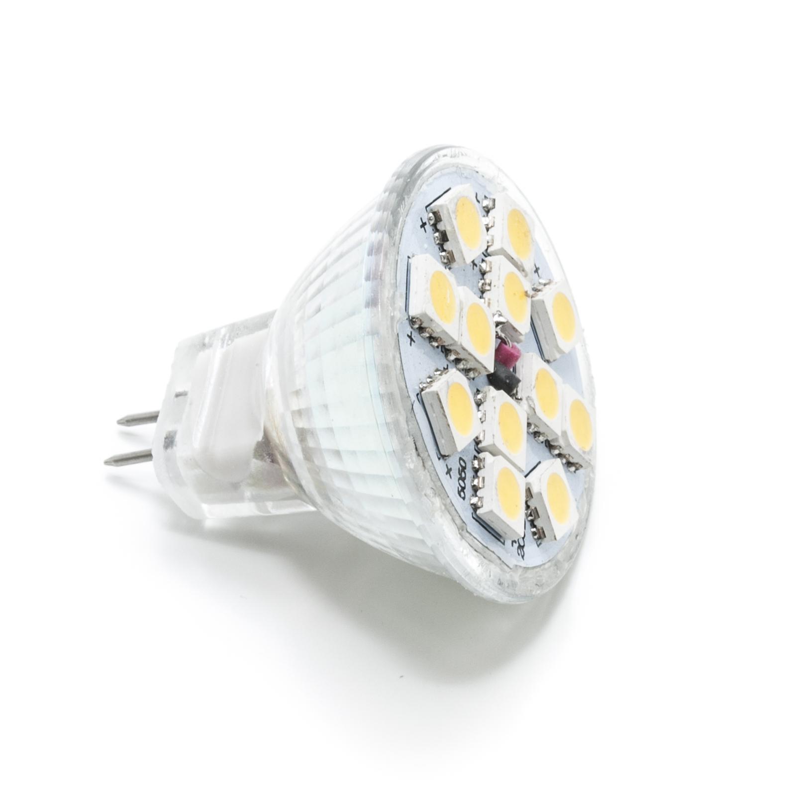 Lampadine Led G4 12v.Bulb Led Spotlight G4 Mr11 3w 35mm Lamp Light 12v 160 Degrees 5050 W