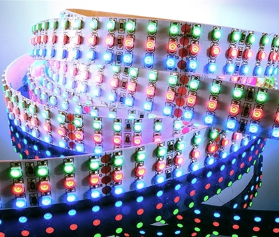 LED RGB stripes