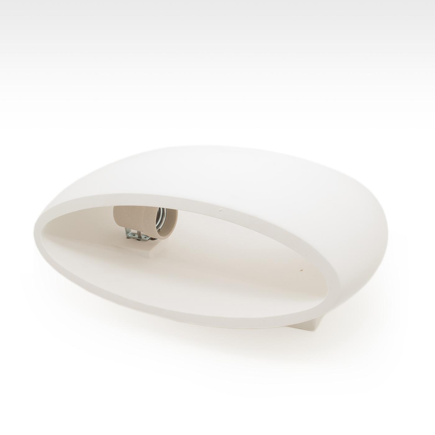 crossled: Applique lampada led 9w luce calda decoro parete crystal ...