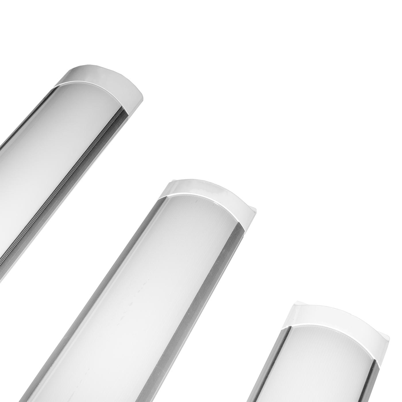 Plafoniera Led Slim.Details About Plafoniera Led Lampada Slim Luce Naturale 4000k Smd Soffitto Parete Reglette W