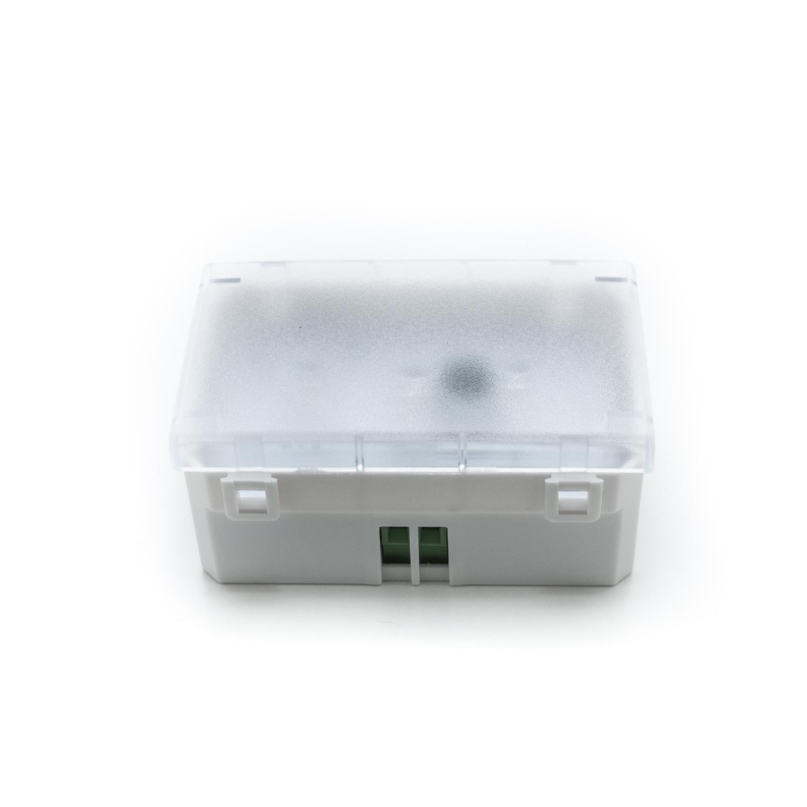Luce Segnapasso Con Sensore.Dettagli Su Segnapasso Led 503 Compatibile Serie Matix Sensore Suono Segna Passo Passi Luce