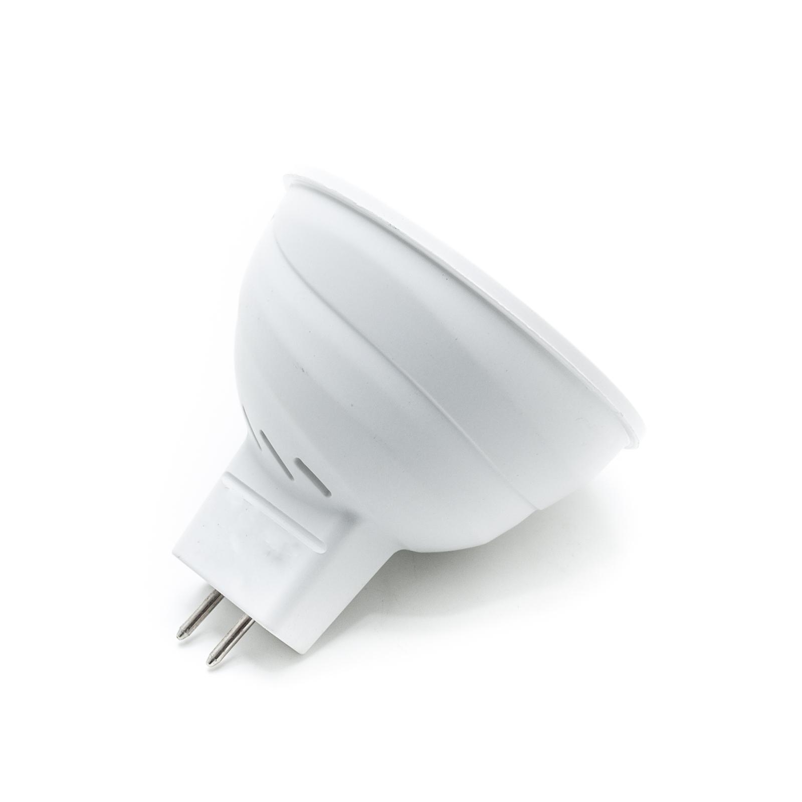 Lampada Per Faretto A Led.Dettagli Su 10 X Lampada Faretto Led Gu5 3 Mr16 7w 160 Gradi 560 Lumen Luce Diffusa 12v 7w