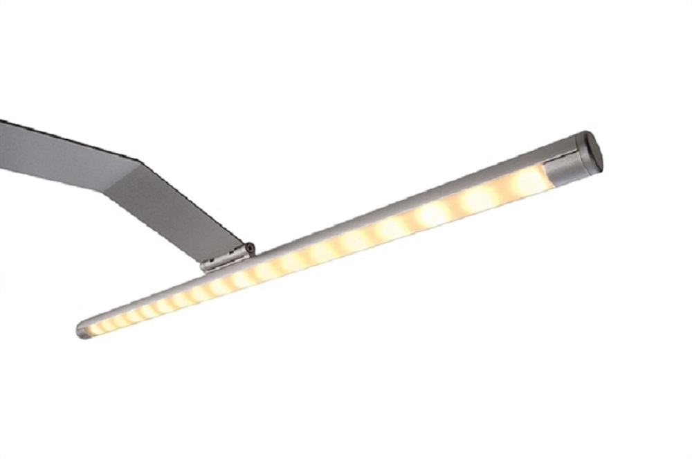 Crossled: applique lampada faretto luce led arredo bagno specchio