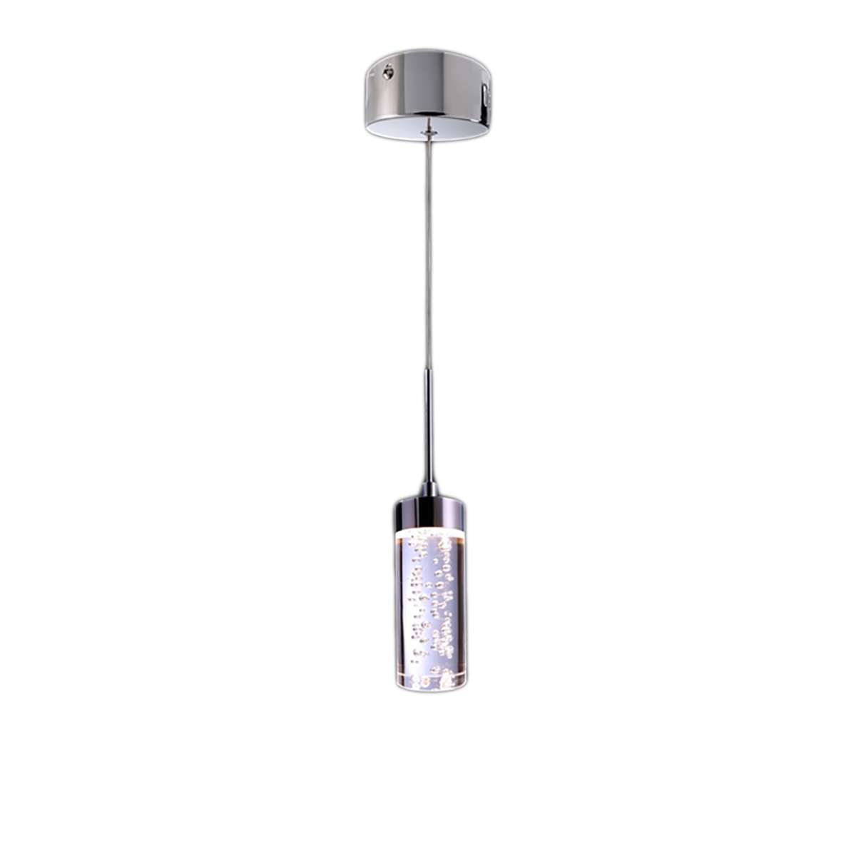 crossled: Lampe schiefer mit led, warmes licht beleuchtung tisch ...