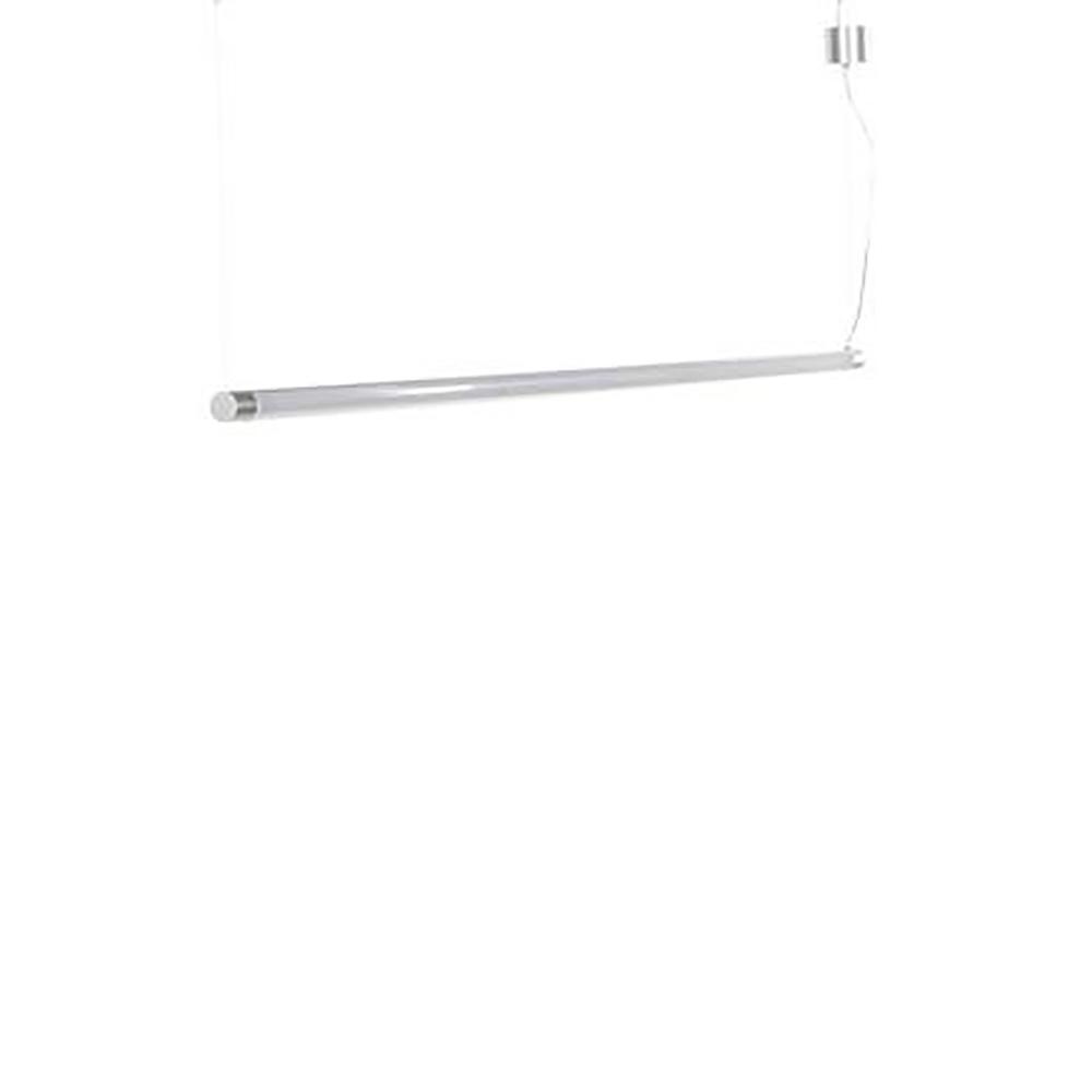 Neon Sospensione Per Ufficio.Crossled Plafoniera Led Ufficio A Sospensione 20w Alluminio Tubo