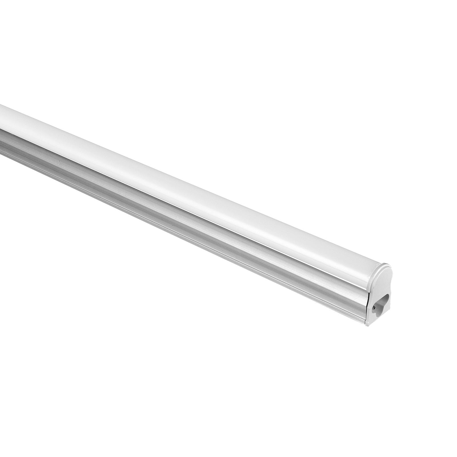 neon led t5 21w plafoniera sottopensile 120cm luce naturale reglette tubo 4000k ebay. Black Bedroom Furniture Sets. Home Design Ideas