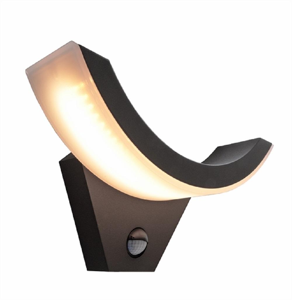 Applique Lampada Esterno Con Sensore Di Movimento Regolabile 96 Led