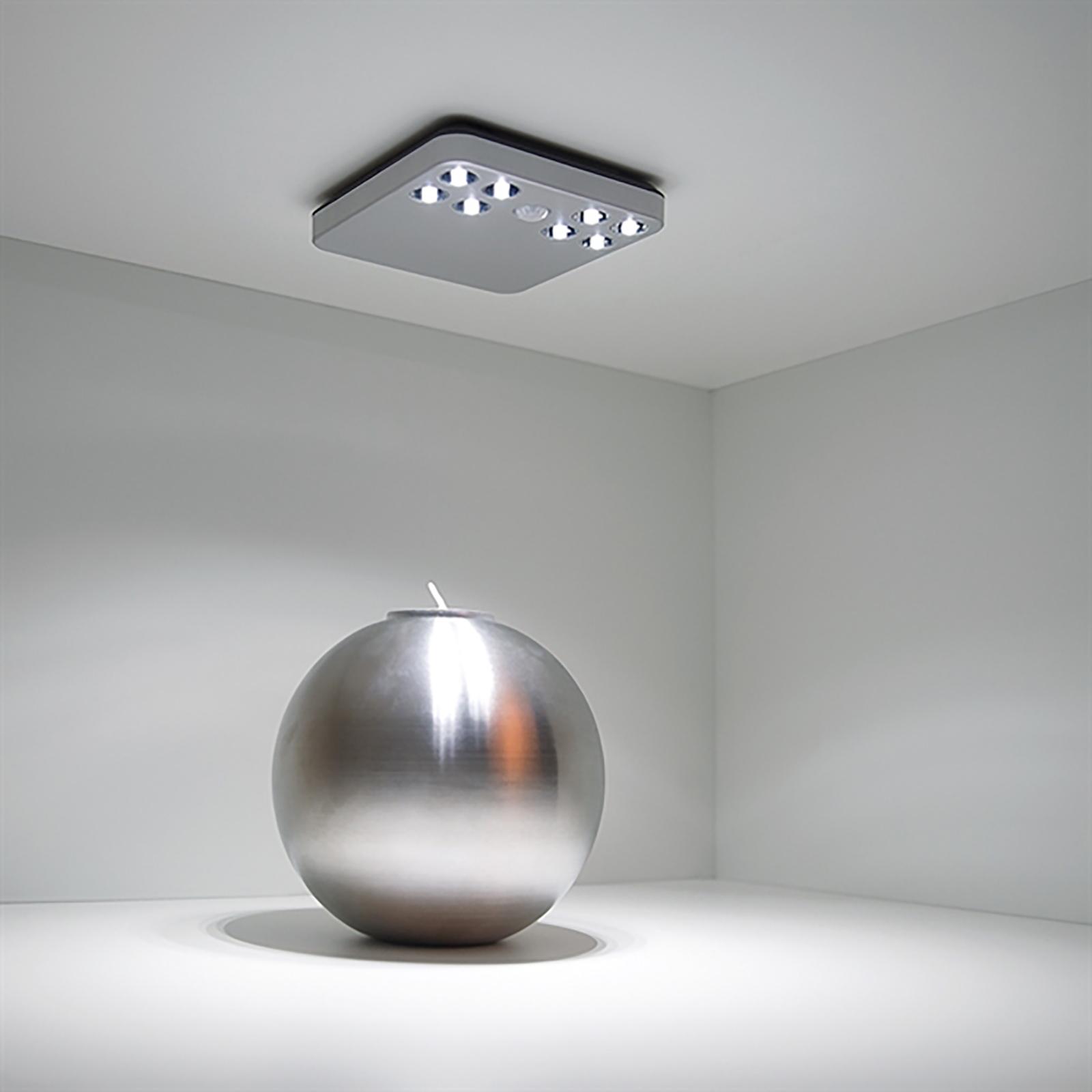 crossled: Lampada luce a led con sensore di movimento 8 led luce per ...