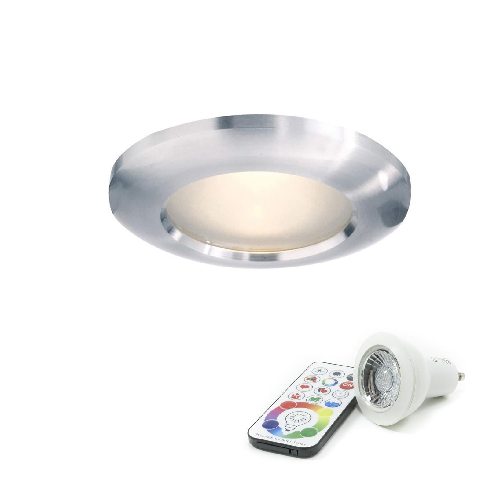 crossled: Faretto a tenuta stagna IP65 doccia bagno lampada led gu10 ...