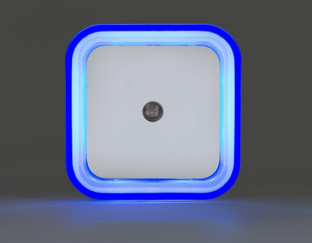 Plafoniere Con Crepuscolare : Crossled luce notturna led con sensore crepuscolare di notte