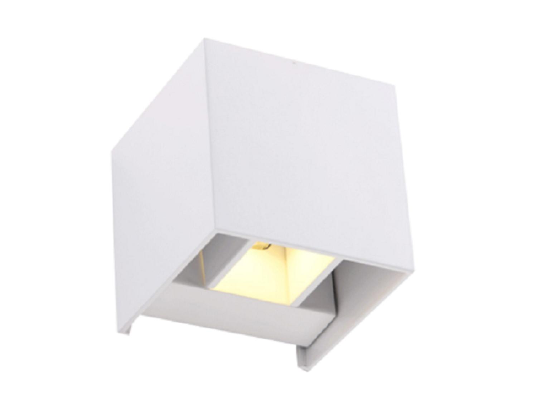 Applique led per esterni ip doppia luce regolabile up down