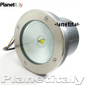 Spotlight walkable waterproof ip67 10w COB LED white light yield 100w