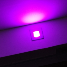 Spotlight led floor rgb white path indicators for the external scale avenue 3w IP67 LED