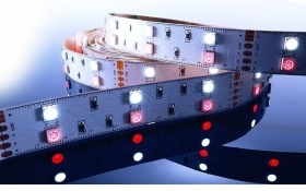 Striscia led RGB+CW strip led