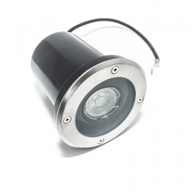 Led spotlight path light floor