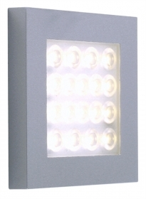 Spotlight 18 led path indicators for wood furniture, kitchens, camper, boat yacht 24v 1.2 w