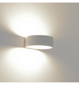 Led lamp Applique LED 10W dual light up down wall light warm 3000k 230v