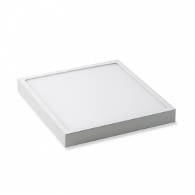 Ceiling light led 18w square panel surface wall ceiling lamp slim luc