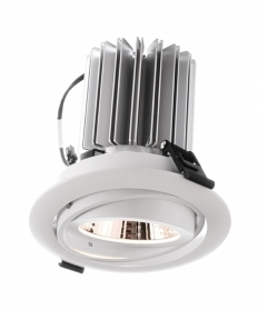 Led downlight led downlight 23w SPOT lighting in shops, home-OSRAM hole 12cm 230V