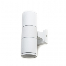 Applique lampe aus led up and down 14w 160 ° IP55 externe dual beam gu10 w