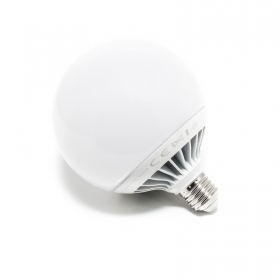 Led bulb 18W E27 globe lamp G120 or