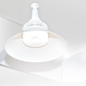 The chapel dedicated to industrial reflector led E40 80W 7600Lm natural light power 500w
