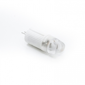 Bulb led G4 220V 1.5 W made 15w 130lm house, warm light diffused ww warm 3000k