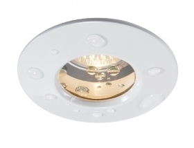 Spotlight recessed led waterproof IP65 7w 12V lighting steam shower room
