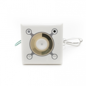 Dimmer wall mounting for LED s