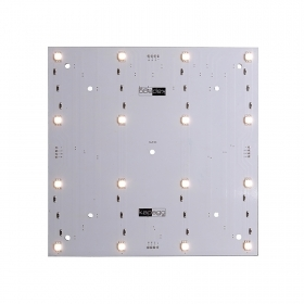 16 panel led backlight insignia tables plate modular 5.5 w 24v
