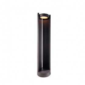 Lamp-post garden lighting with led technology 15w warm light 3000K IP65 LED