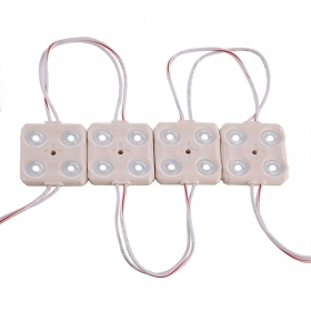 Kit lighting modular led 30w 20 modules backlight 12v lamp IP65