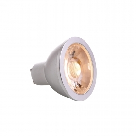 Led light bulb GU10 6w COB spotligh