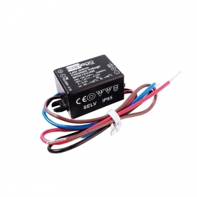 Led driver 4w 330ma 12v power