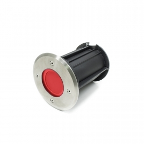 Floor red led light 5w GU10 IP