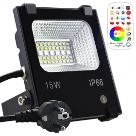 Lighthouse led 15W projector for ou