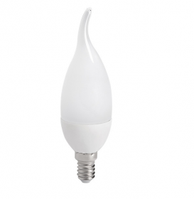 Led light bulb, a puff of wind E14