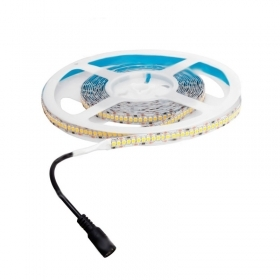 Strip 1200LED SMD2835 strip, 5M High brightness of 15000 lumens 90w 12v 240 led/mt