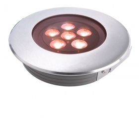 Faro led floor rgb 12w recessed floor 24v-synchronized IP67 LED