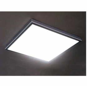 Ceiling lamp led ceiling 60x60 cm 48w diffused light 230V wall mounting