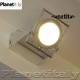 Applique modern adjustable led lamp wall wall 5w spotlight spot 230v