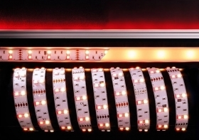 Led strip rgbw warm white 3M multi-color chromotherapy 12V LED STRIP RGBWW
